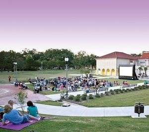 The Baton Rouge Gallery Holds Movies And Music On The Lawn Every - 10 things to see and do in baton rouge