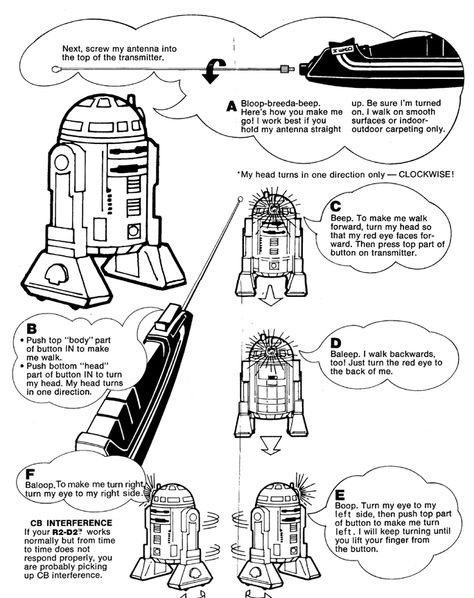 43 meilleures images du tableau Toy Robot Instructions