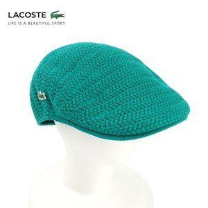 ラコステ メンズ 帽子 ハット レディース lacoste ハンチング