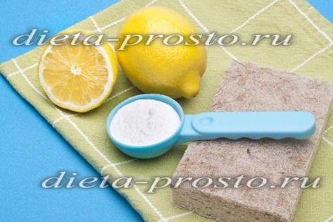 похудение с помощью пищевой соды рецепт