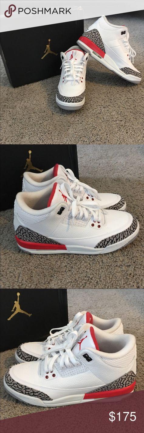 "new style a58c0 4c9ff Authentic Air Jordan Retro 3 Katrina Authentic Air Jordan 3 ""Katrina""  sneakers in"