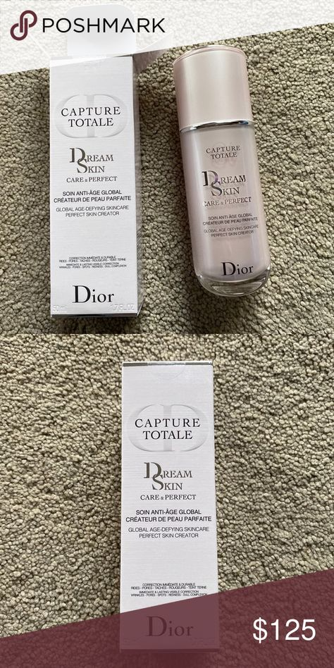 Capture Totale Dream Skin In 2020 Dior Makeup Things To Sell Skin