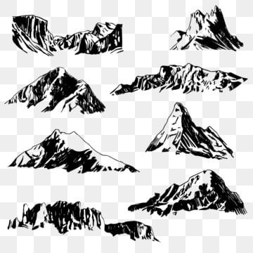 Mountain Vector Png Images Mountain Bike Cartoon Mountains Mountain Vector Vectors In Ai Eps Format Free Download On Pngtree Nature Logo Design Cartoon Mountain Adventure Creative