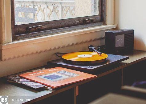 recordplayer Cold rainy nights make you...