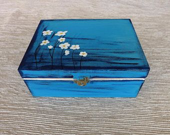 Image Result For Decorative Painting Memory Box Decorative Painting Hand Painted Painting