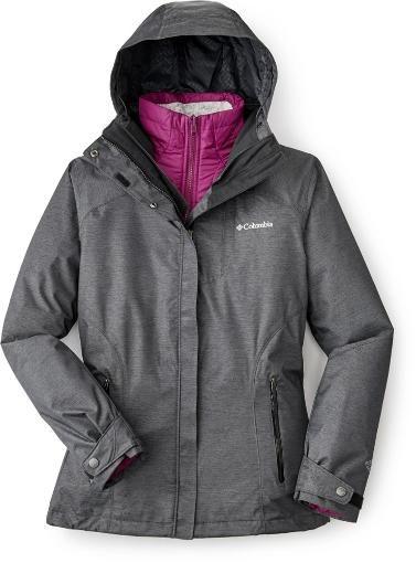 Columbia Alpine Alliance Ii Interchange 3 In 1 Jacket Women S 3 In 1 Jacket Jackets For Women Jackets