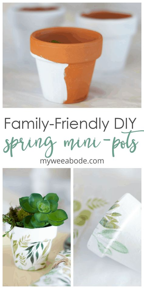 Learn how to make a simple party favor namecard holder for a tablescape. This placecard holder is perfect for an Easter tablescape or spring table setting. #myweeabode #placecardholder #namecard #stayhomediy