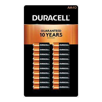 Duracell Alkaline Aa Batteries Costco Duracell Warehouse
