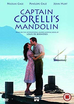La Mandoline Du Capitaine Corelli : mandoline, capitaine, corelli, 2019.04.27, Italian-occupied, Greek, Island, Cephalonia, During, 1940s., Captain, Corelli,, Opera-l…, Corellis, Mandolin,, Nicolas, Cage,, Mandolin