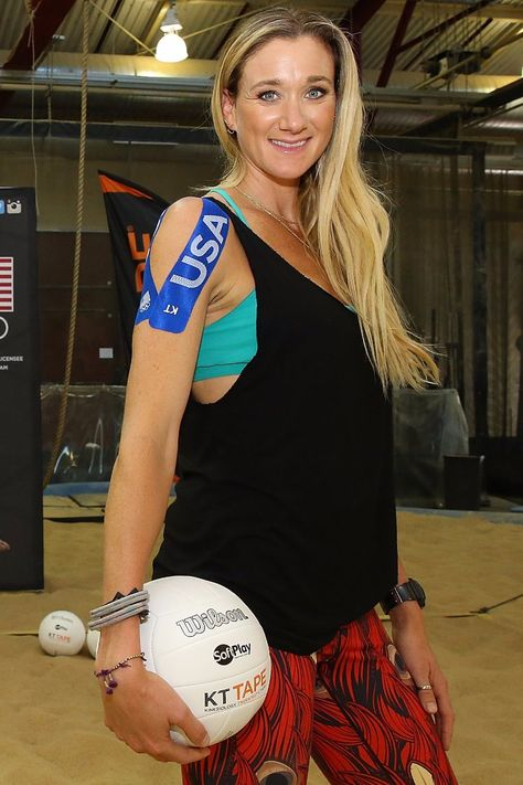 The Intense Preparation Olympian Kerri Walsh Jennings Is Undertaking Before Rio
