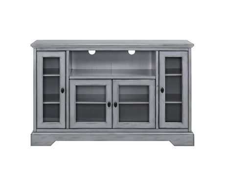 5ec2845fb2fb Manor Park Traditional Wood Tv Stand For Tv's Up To 56