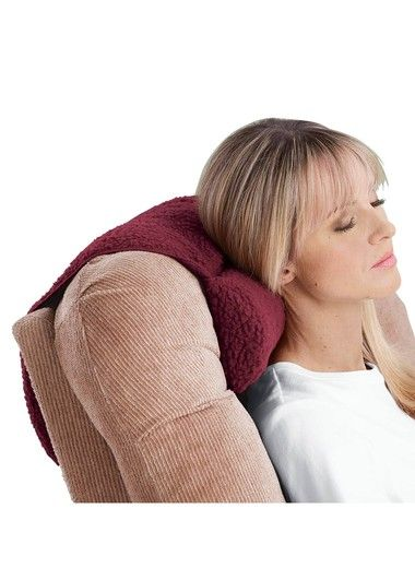 Neck Roll Zoom In Neck Neck Pillow Rolls