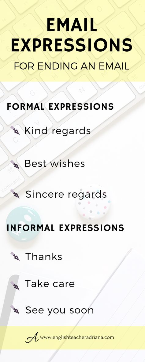 45 Useful Email Expressions you need to know!
