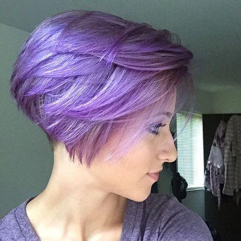 #purplehair  @nothingbutpixies @mermaidians @dyeddollies @dyedgirls
