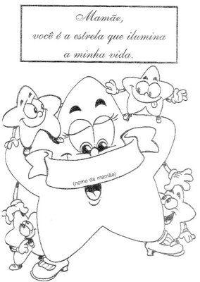 Dia Das Maes Desenhos Para Imprimir E Colorir Mae Desenho