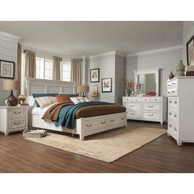 Beachcrest Home Randolph Standard Bedroom Set Bedroom Sets