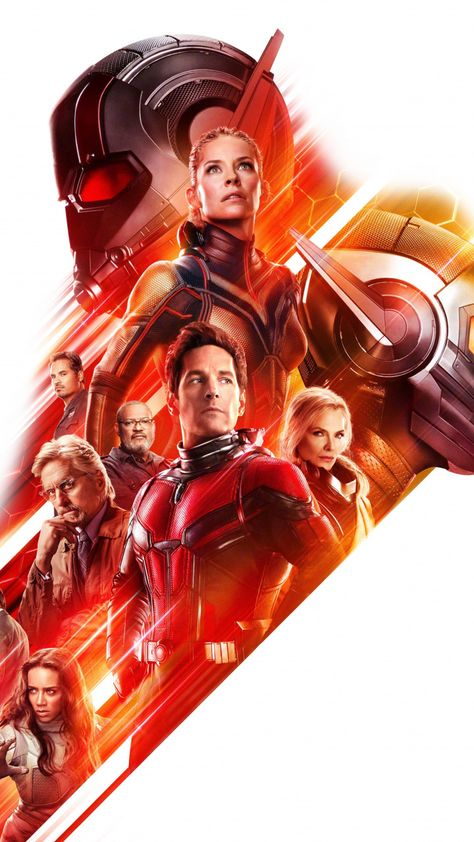 Ant-man and the wasp, new movie, 2018, poster, 720x1280 wallpaper