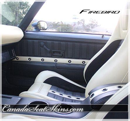 Firebird Restomod Door Panels Pontiac Firebird Firebird Pontiac