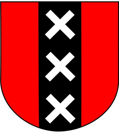 This Is The Symbol For The City Amsterdam This Is The City Everyone
