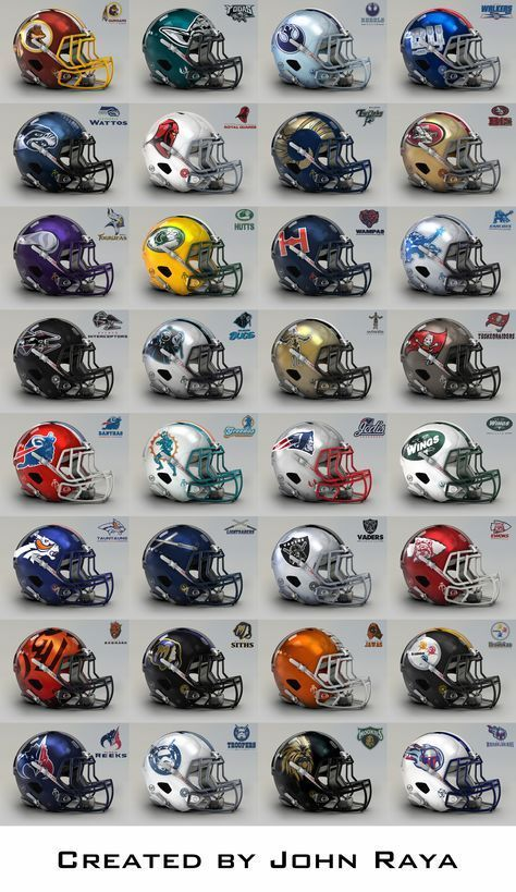 El Descanso Del Escriba La Nfl En Star Wars Sport Football Nfl Football Helmets Football League