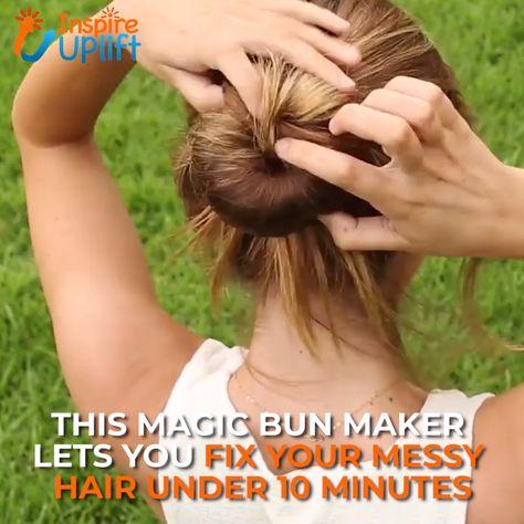 Magic Bun Maker 😍