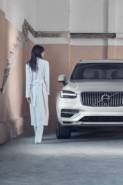 Volvo Xc90 Transportation Design In 2020 Volvo Xc90 Volvo Wagon Volvo