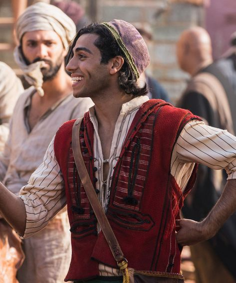 A Very Necessary Primer On Mena Massoud, Your New Favorite Disney Prince