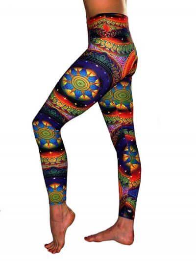 Tiger Lilly Sun Salutation Leggings Yoga Clothes Uk Clothing Yoga Women
