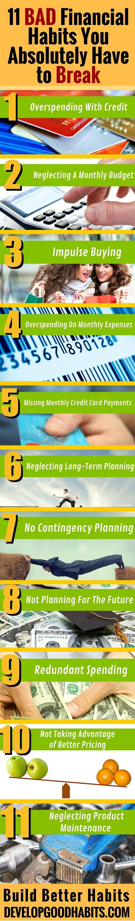11 Good Financial Habits (Tips for Monetary Success and Stability)