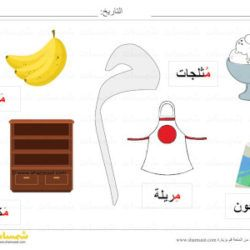 Arabic Alphabet Activities Letter Thaa نشاطات الحروف للأطفال حرف الثاء