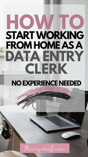Data entry jobs from home for beginners. Let me give you a list of legitimate co… Data entry jobs from home for beginners. Let me give you a list of legitimate companies that hires data entry clerks. Types of data entry jobs available worldwide. Work From Home Companies, Online Jobs From Home, Work From Home Opportunities, Ways To Earn Money, Earn Money From Home, Way To Make Money, Money Fast, Legit Work From Home, Work From Home Jobs