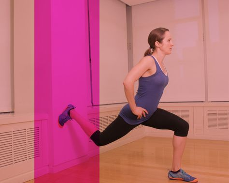 The Up-Against-the-Wall Workout