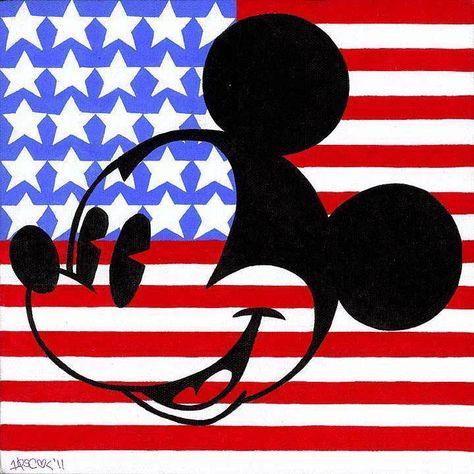 Mickeymerica - Disney Limited Edition