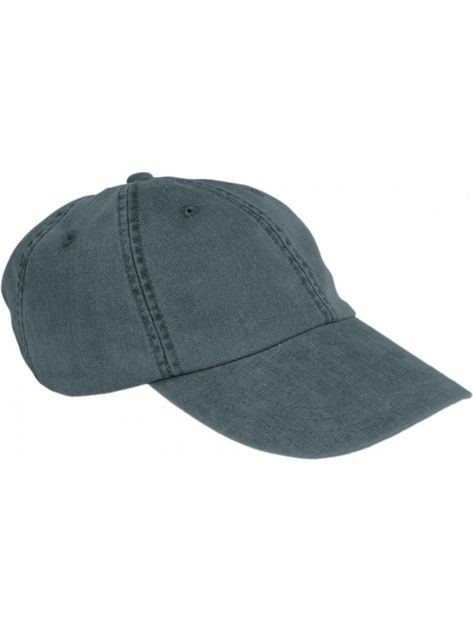 Adams Optimum Pigment Dyed Twill Cap (Dusk) (ALL) - CH11HE3W335 ... 4b0dba924c02