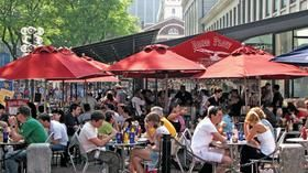 Every Outdoor Patio Bar and Restaurant in Boston