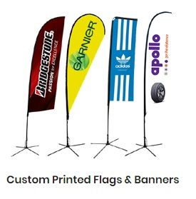 Custom Outdoor Flags Outdoor Advertising Flags Trade Show Display Custom Flags Custom Canopy