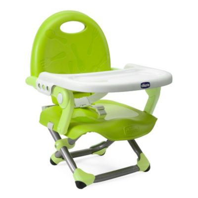 Chicco Pocket Snack Booster Seat Green Baby George In 2020