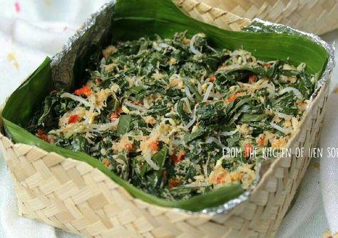 Resep Urap Sayur Versi Kelapa Yg Dimasak Oleh Iien Soegie Resep Resep Masakan Resep Resep Masakan Asia