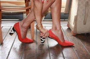 Heath les crée chaussures à talons Paris Tanya f7bygY6