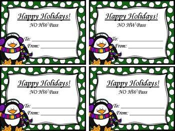 Happy holidays homework pass cite sources essay