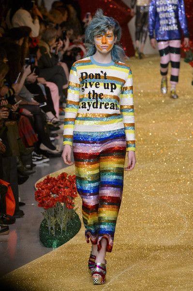 Ashish at London Fashion Week Fall 2017 - Runway Photos