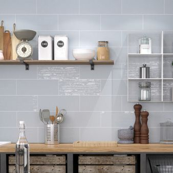 Atmosphere Air Tile 400x150mm Bathroom Wall Tiles Ctd Tiles