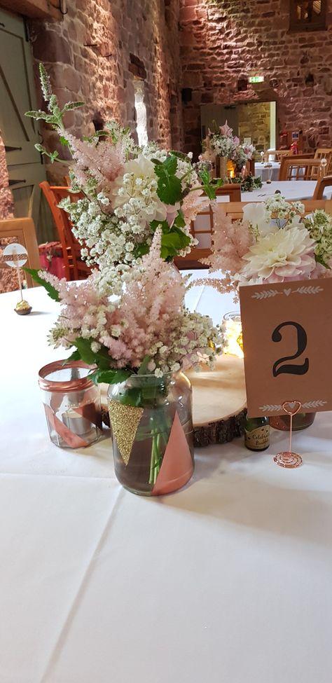A stunning wedding @theashesbarns Glam Jam Jars filled with sweet peas, nigella, dahlia and fairy lights made a perfect table centre 💗 . . #parsleyandsagewedding #theashes #theashesbarns #theashesweddingvenue #theashesvenue #weddingseason #wedding2018💍 #weddinginspo #weddingflowers #weddingbells #weddingtableideas #weddingdecor #weddingideas #florals #flowersofinstagram #flowerfix #flowershop #floralcenterpieces #statementflowers #stokeontrentflorist