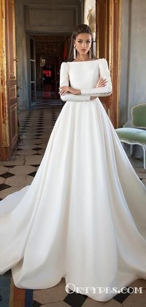 Much Of These Brides Are Lucky They May Search High And Low Braving Cold Department Stores And Pu In 2020 Wedding Dresses Simple Wedding Dresses Online Wedding Dress