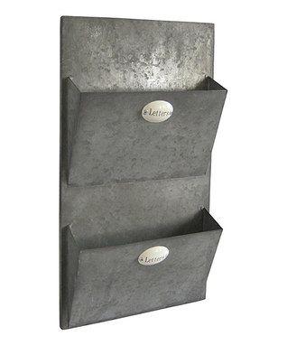 ENDUL Bolsillo Organizador montado en la Pared para Organizador de Rack de 11 Llaves para decoraci/ón de Oficina de hogar de Cocina de Entrada 1 Pieza Negro