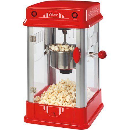 Home Popcorn Red Kitchen Appliances Popcorn Maker