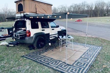 2004 Jeep Liberty Motor Home Camper Van Rental In Hatboro Pa Outdoorsy In 2020 Jeep Liberty Jeep Camper Van