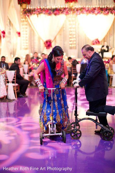 Reception In Tulsa Ok Hindu Fusion Wedding By Heather Roth Fine Art Photography