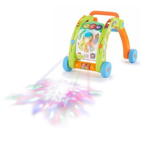Free 2 Day Shipping On Qualified Orders Over 35 Buy Little Tikes Light N Go 3 In 1 Activity Walker At Walmart C Little Tikes Baby Activity Walker Tikes Toys