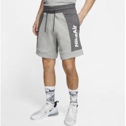 Nike Air Fleece-Shorts für Herren - Grau Nike, #Air ...